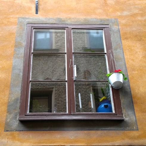 The Windows of Gamla Stan